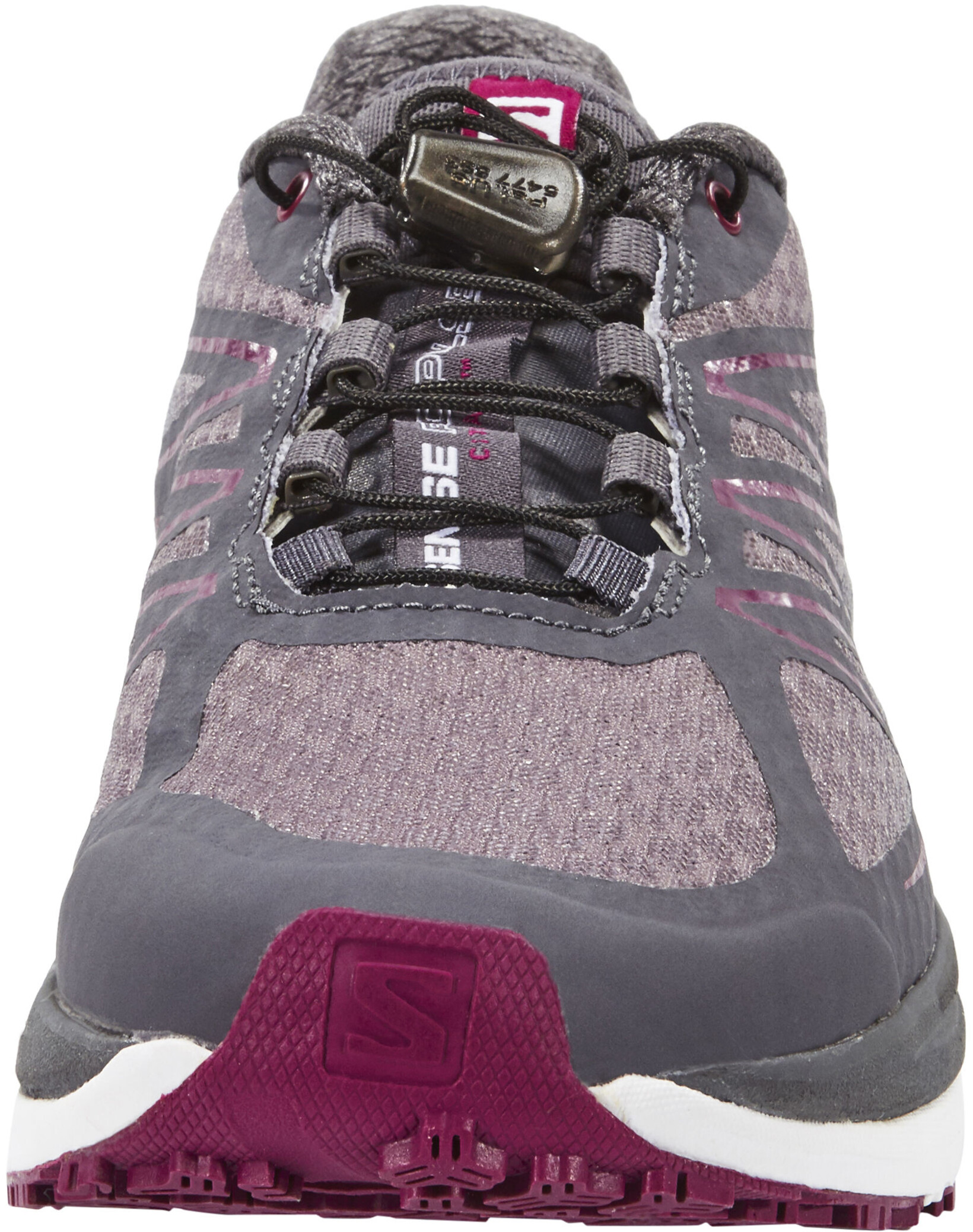 b43f1c47 Salomon Sense Propulse Buty do biegania Kobiety, dark cloud/light  onix/mystic purple
